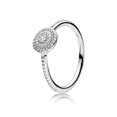 Pandora Radiant Elegance Ring  - Click to view larger image