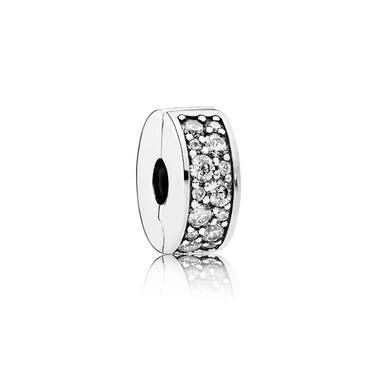 Pandora Shining Elegance Clip  - Click to view larger image