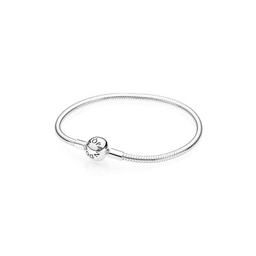 PANDORA Moments Smooth Bracelet  - Click to view larger image