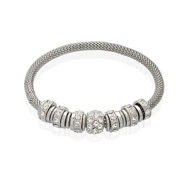 August Woods High Society Charm Bracelet
