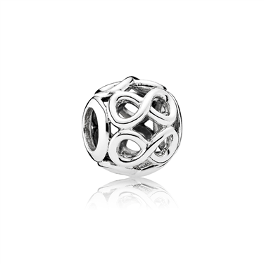 PANDORA Infinite Shine Charm  - Click to view larger image