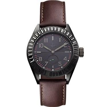 Vivienne Westwood Unisex Brown Saville Watch