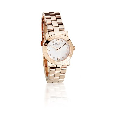 Marc by Marc Jacobs Amy Mini Rose Gold Watch