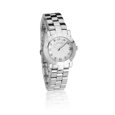 Marc by Marc Jacobs Amy Mini Stainless Steel Watch  - Click to view larger image