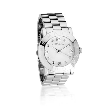 Marc by Marc Jacobs Amy Stainless Steel Watch