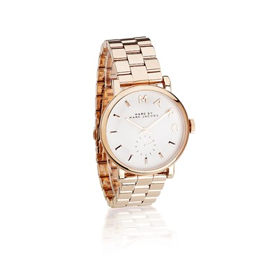 Marc by Marc Jacobs Baker Rose Gold Watch  - Click to view larger image