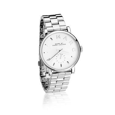 Marc by Marc Jacobs Baker Steel Watch