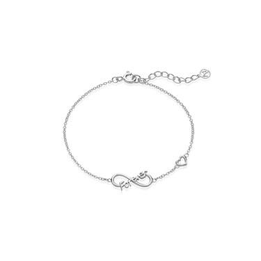 Argento Infinite Romance Forever Bracelet
