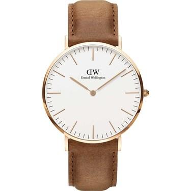 Daniel Wellington Classic 40mm Rose Gold Durham Watch  - Click to view larger image