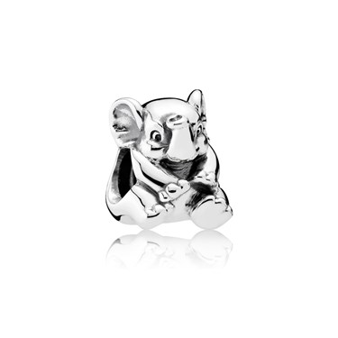 Pandora Lucky Elephant Charm  - Click to view larger image