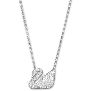 Swarovski Swan Crystal Necklace  - Click to view larger image