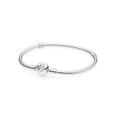 Pandora Moments Bracelet Starry Sky Clasp