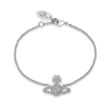 Vivienne Westwood Grace Bas Relief Bracelet  - Click to view larger image