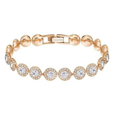 Swarovski Angelic Rose Gold Bracelet  - Click to view larger image