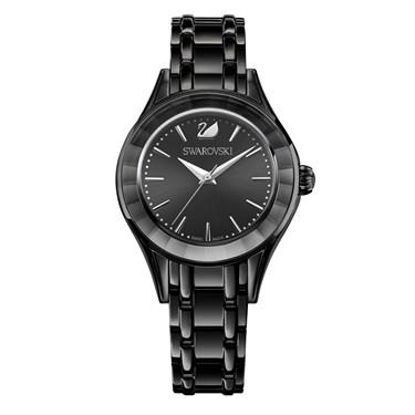 Swarovski Algeria Black Watch  - Click to view larger image