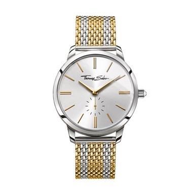 Thomas Sabo Glam Spirit Silver & Gold Watch  - Click to view larger image