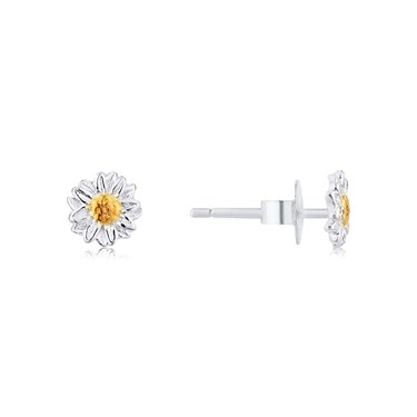 Storie Daisy Stud Earrings  - Click to view larger image