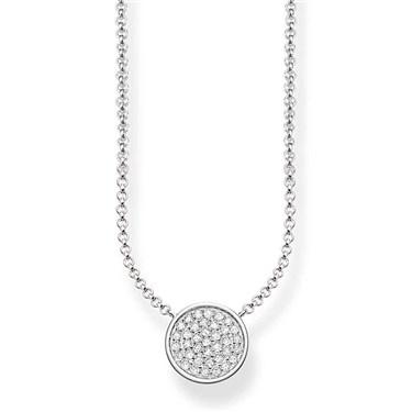 Thomas Sabo Silver Sparklin  - Click to view larger image