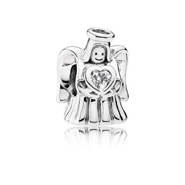 Pandora Loving Angel Charm  - Click to view larger image