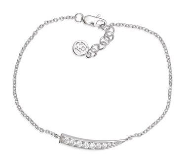 Sif Jakobs Silver Pila Bracelet