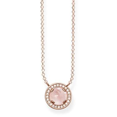 Thomas Sabo Light of Luna Necklace  - Click to view larger image