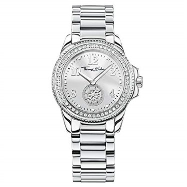 Thomas Sabo Steel Round Watch  - Click to view larger image