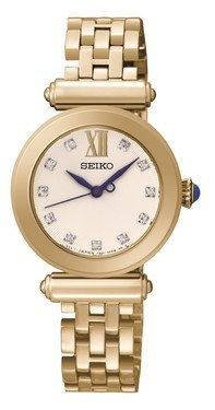 Seiko Gold Bracelet Watch  - Click to view larger image