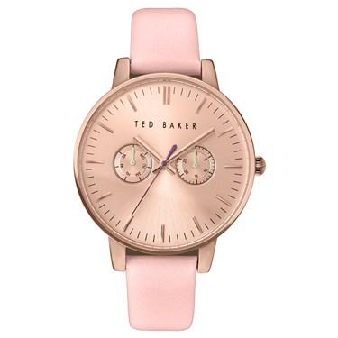 Ted Baker Pink & Rose Gold Liz Watch