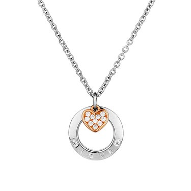 Argento Treasured Romance Necklace  - Click to view larger image