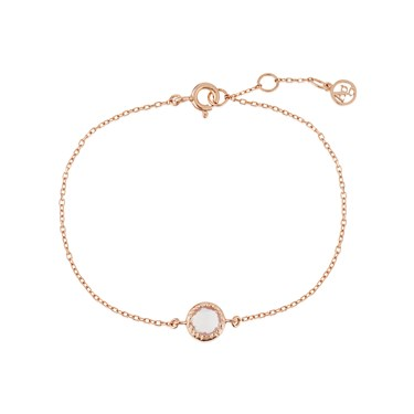 Argento June Birthstone Bracelet  - Click to view larger image