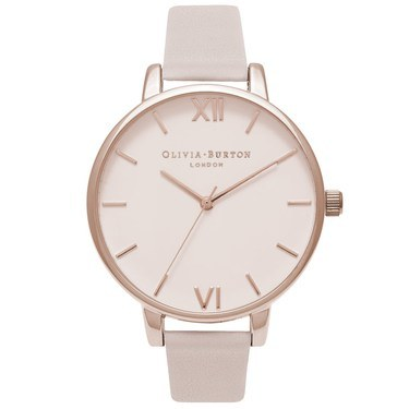Olivia Burton Blush & Rose Gold Watch  - Click to view larger image
