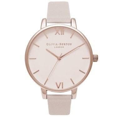 Olivia Burton Blush & Rose Gold Watch  - Click to view larger image