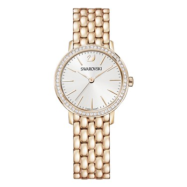 Swarovski Graceful Mini Rose Gold Watch  - Click to view larger image