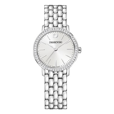 Swarovski Graceful Mini Silver Watch  - Click to view larger image