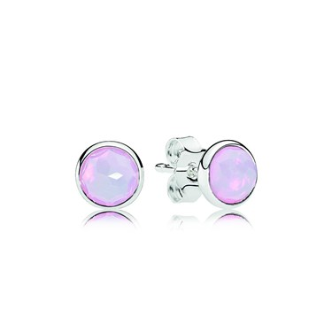 Pandora October Droplets Earrings  - Click to view larger image