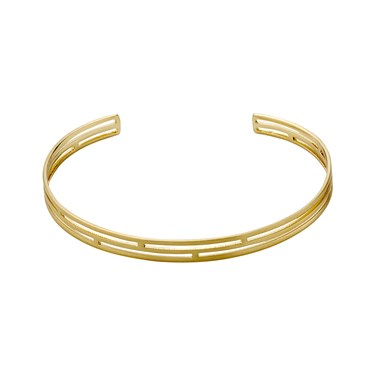 Pilgrim Gold Lianne Bangle  - Click to view larger image
