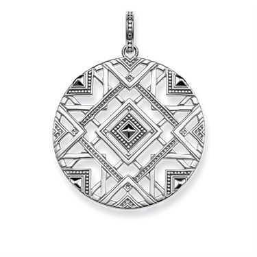 Thomas Sabo African Ornaments Pendant  - Click to view larger image