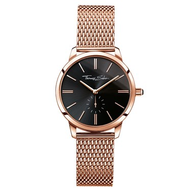 Thomas Sabo Glam Spirit Rose Gold Watch  - Click to view larger image