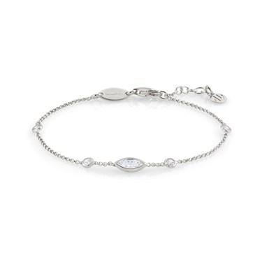 Nomination Silver Bella Shuttles Bracelet  - Click to view larger image