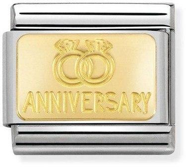 Nomination Anniversary Charm