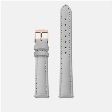 CLUSE Minuit Grey & Rose Gold Strap  - Click to view larger image