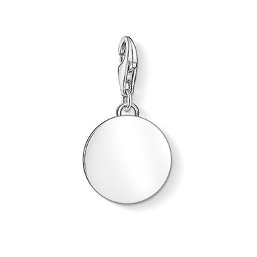 Thomas Sabo Coin Charm  - Click to view larger image