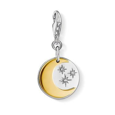 Thomas Sabo Starry Night Charm  - Click to view larger image