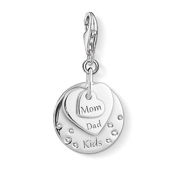Thomas Sabo Family Charm  - Click to view larger image