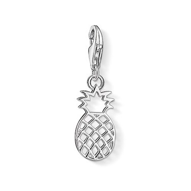 Thomas Sabo Pineapple Charm  - Click to view larger image