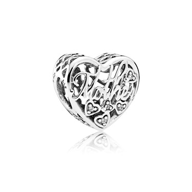 PANDORA Mother & Son Bond Charm  - Click to view larger image