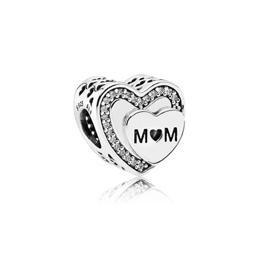 Pandora Tribute to Mum Charm  - Click to view larger image
