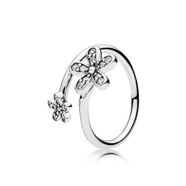 Pandora Dazzling Daisies Ring  - Click to view larger image
