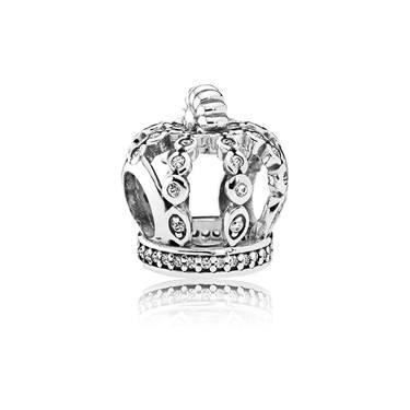 Pandora Fairytale Crown Charm