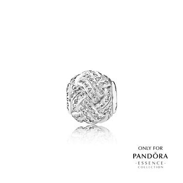 PANDORA ESSENCE Friendship Charm  - Click to view larger image